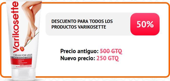 Varikosette Guatemala - Precio, Donde Comprar, Cruz Verde..